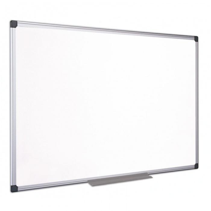 Bílá popisovací tabule, nemagnetická - 900x600 mm