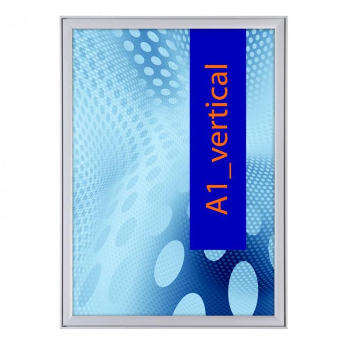 Plakátové klip rámy, voděodolné