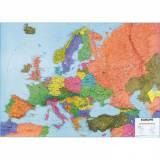 Evropa - politická mapa