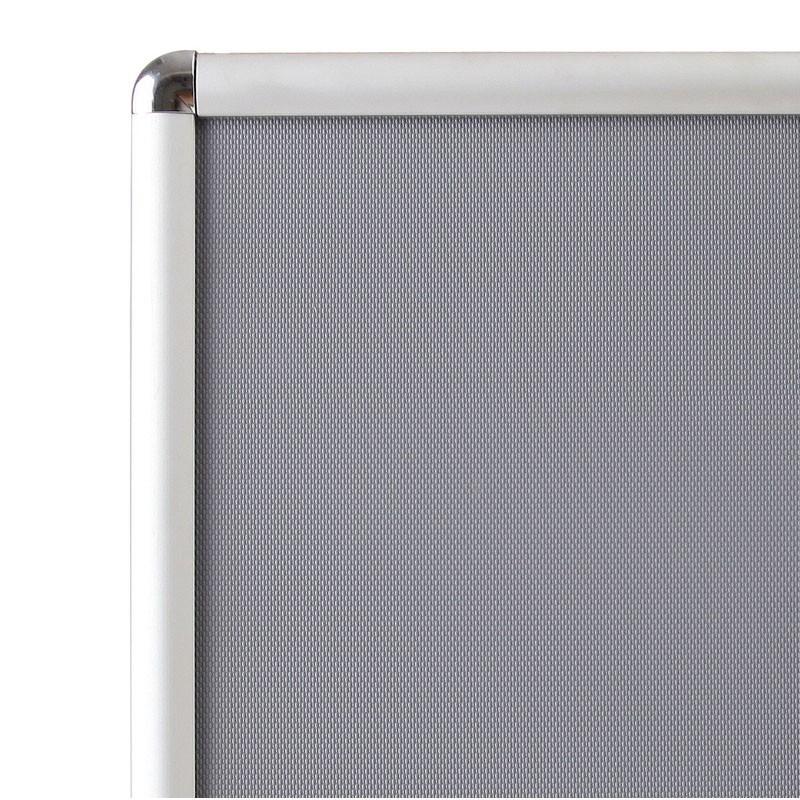 Plakátový kliprám 500x700 mm, kulaté rohy